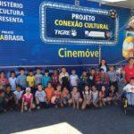 Município de Escada terá acesso a cinema gratuito